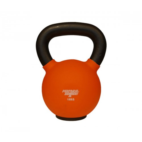 Гиря обрезиненная Perform Better Neoprene Kettlebell - фото - 2