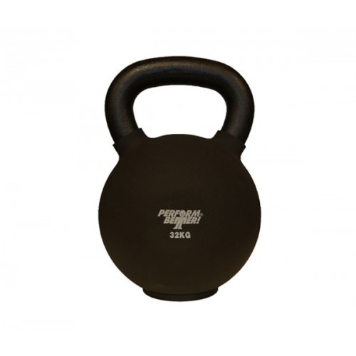 Гиря обрезиненная Perform Better Neoprene Kettlebell - фото - 3